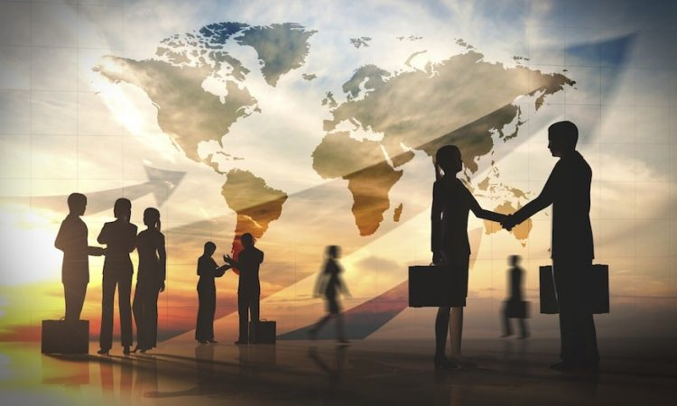 International business connections